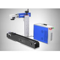 Buy cheap Pen Laser Engraving And Marking Machine With Customized Conveyor Belt , PEDB-460 product