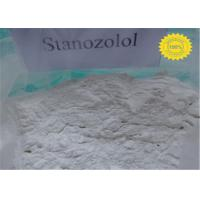 Buy cheap Bodybuilding Oral Steroids Stanozolol , Winstrol Injection Cycle For Muscle Builder product