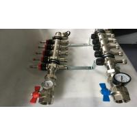 Buy cheap House Water Manifold With Stainless Steel 304 Manual Tempertyre Control Device product
