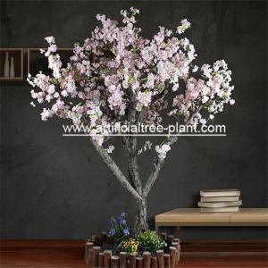 Buy cheap 2.5m Artificial Blossom Tree Sakura Flower Festival Home Decor Flame Retardant product