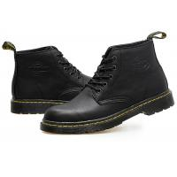 Buy cheap Fall / Winter New Style Dr Martens Safety Shoes , Industrial Safety Shoes Plus Suede Lining product