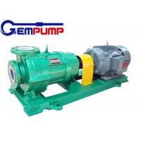 Buy cheap Paper / Textile  industry Chemical Centrifugal Pump 1450 r/min product