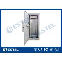 Buy cheap IP65 33U Thermostatic Outdoor Telecom Cabinet / Outdoor Communication Cabinet / from wholesalers