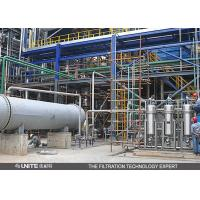 Buy cheap Liquid or Oil Industrial Filtration System With Carbon steel product
