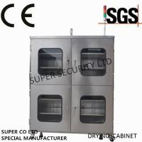China Electronic Desiccant Stainless Nitrogen Dry Box With Rustproof Paintwith 3.2mm Toughened Glass wholesale
