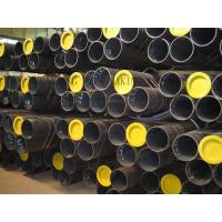Buy cheap 35CrMo Seamless Steel Boiler Tubes Gas Cylinder Pipe Varnished With PED ISO product