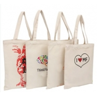 Buy cheap Nylon Handle 2 Line Sewing 18oz Canvas Grocery Bag from wholesalers