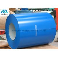 Buy cheap Prepainted Steel Electrogalvanized Cold Rolled Coil 0.11mm - 1.0mm Thickness product
