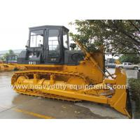 Buy cheap Shantui bulldozer SD13S equipped with single control lever and the hexahedron cabin product