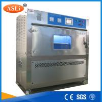 China UV Light Simulation Accelerated Weathering Tester Aging Testing Chamber for Rubber  Plastic on sale