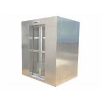 Buy cheap Hepa Filter Stainless Steel Air Shower For Clean Room Entrance product
