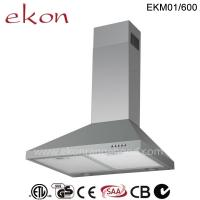 Buy cheap CE CB SAA GS Approved 60cm Wall Mount Stainless Steel Chimney Cooker Hood product