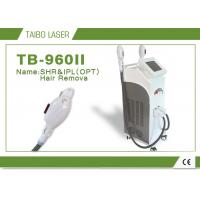 China 500000 Times handle life SHR / IPL For Hair Removal And Skin Rejuvenation wholesale