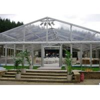 Buy cheap Windproof Wedding Marquee Luxury Party Tents / Clear Span Tent product