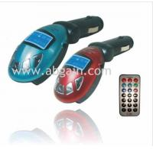 China Car MP3 Player / Wireless FM Transmitter(A580) on sale