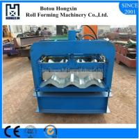 Buy cheap Automatic Tile Roll Forming Machine 1000mm Raw Material Width CE Approval product