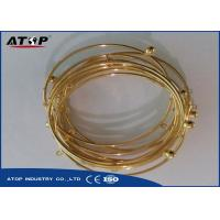 Buy cheap Bracelet / Jewellery Gold Plating Machine For Anti - Friction Decorative Film product