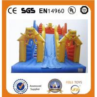 Buy cheap Hot Sale high quality commerical sliding inflatables  in China product