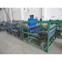 Buy cheap Decoration Panel Roofing Sheet Making Machine with Double Roller Extruding Technology product