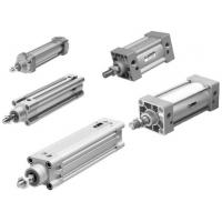 China Pneumatic Air Cylinder /SC Double Acting Air Cylinder on sale