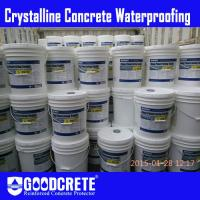 Buy cheap Liquid Crystalline Concrete Waterproofing product