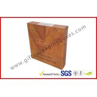 Buy cheap Envelope Colorful Coated Paper Card Board Cigar Gift Box , Customized Gift Box in Market from wholesalers