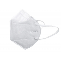 Buy cheap 5 Layer Nonwoven Disposable Earloop 10pcs KN95 Civil Protective Mask product