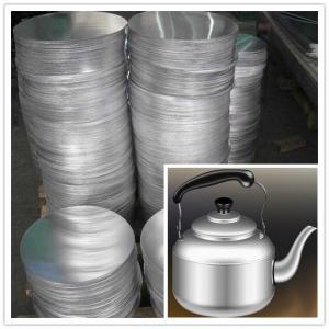 Buy cheap Kettle Material Aluminium Cutting Disc / Deep Drawing Aluminum Circle 1050  1060  3003 product