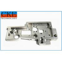 Buy cheap Grinding Stainless Steel Machined Parts / Carbon Steel BLock For Machine Tool product
