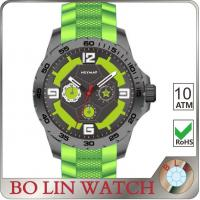China Solid Case Black Color Carbon Fiber Watches Original Swiss Material 10atm on sale