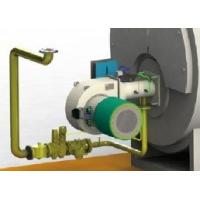 Buy cheap Power 3 MW Low NOx Burners for Gas / Oil Fired Boilers With Technical Service product