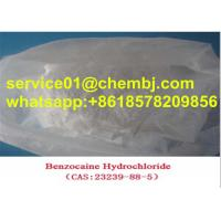 Buy cheap Pharmaceutical oral topical anesthetic Source Benzocaine Hydrochloride CAS 23239-88-5 product