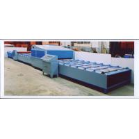 Buy cheap Steel Structure Manual / Semi Auto Vacuum Forming Machine for PVC / PE / PET / HIPS product