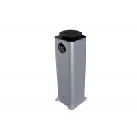 Buy cheap Stand Alone Hotel Electric Scent Diffuser Metal Aluminum Alloy Automization Head product