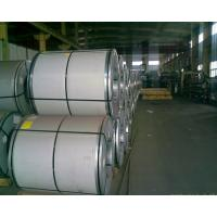 China HDG Hot Dipped Galvanized Steel Coils 508MM / 610MM Roll Of Galvanized Sheet Metal on sale