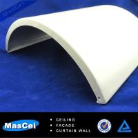 Buy cheap Acoustic Curtain Wall and Sound Insulation Curtain Wall product