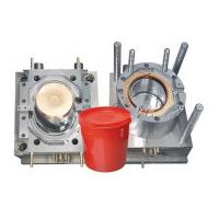 Buy cheap Plastic injection Bucket mould plastic product product