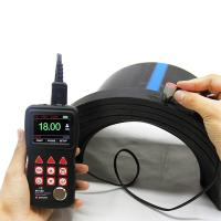 Buy cheap Directly Measuring Ultrasonic Thickness Tester With 100 Groups Memory MT600 product