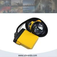 China 12Ah 28000lux Intrinsically Safe Explosion Proof Led Cap Lighting UK, safety cap headlamps on sale