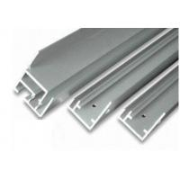 Buy cheap Aluminium Solar Panel Frame /  Screw Joint / Corner Key Joint / with Customized Size and Color product