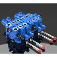 Buy cheap Mining Hydraulic Check Multi Directional Control Valve DLYS product