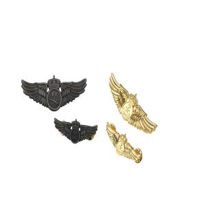 Buy cheap Manually Casting Military Metal Badges Customized Private Security Metal Badge product