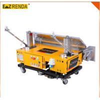 Buy cheap Construction Equipment Wall Concrete Plastering Machine High Efficiency 1M length product