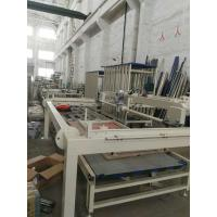 Buy cheap Sandwich Wall Panel Fiber Cement Board Production Line , Mgo Board Production Line product