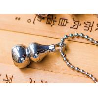 Cucurbit Pendant Antique Buddhist Jewelry Chinese Style Stainless Steel Material for sale