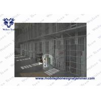 Buy cheap 5 Bands Prison Jammer 100m Shielding Range With Power Regulation WT500101 product