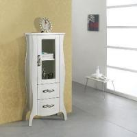 Buy cheap Stylish White Side Cabinet (AA004S) product