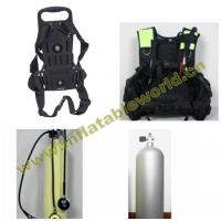 Buy cheap BCD and Oxygen Cylinder product