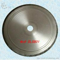 Buy cheap Diamond Cold-pressed Notched Rim Lapidary Saw Blade for Cutting Agate Jasper Opal - DLSB01 product