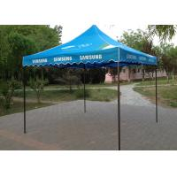 Buy cheap Waterproof Fabric 3x3 Pop Up Gazebo Folding Tent For Exhibition Promotion Display product